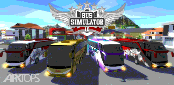 Bus Simulator Indonesia دانلود بازی شبیه سازی اتوبوس
