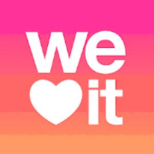 We Heart It v8.0.1 دانلود برنامه شبکه اجتماعی علاقه ی ما