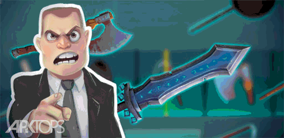 Smash Boss Office Space 3D - Anti-stress دانلود بازی نبرد با رئیس در اداره