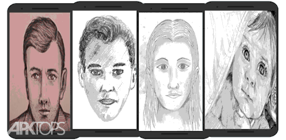 How to Draw Faces دانلود برنامه اموزش طراحی صورت