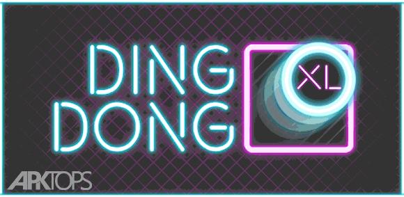 Ding Dong XL دانلود بازی دینگ دونگ