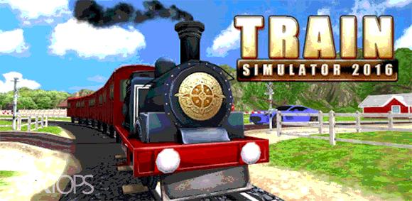 Train Simulator 2016 - Free Game دانلود بازی شبیه سازی قطار
