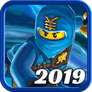 Amazing Ninja Toy – Ninjago Jay Super Tornado 2019 v1.1 دانلود بازی اسباب بازی هیجان انگیز نینجا