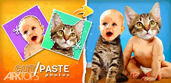 Cut Paste Photos دانلود برنامه برش بخش هایی از تصویر