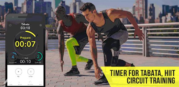 Timer Pro - Workouts Timer دانلود برنامه تایمر تمرینات