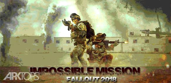Unfallen Identity: FPS shooting mission game. دانلود برنامه هویت افول ناپذیر