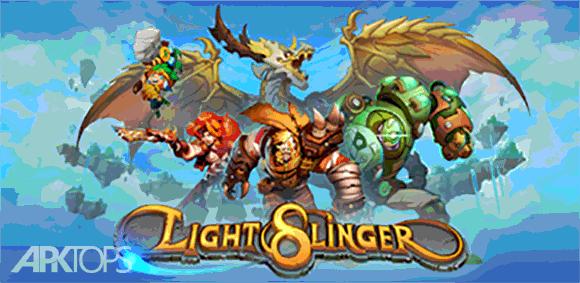 LightSlinger Heroes: Puzzle RPG دانلود بازی قهرمانان عاشق نور