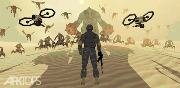 Earth Protect Squad: Third Person Shooting Game دانلود بازی تیم محافظت از زمین