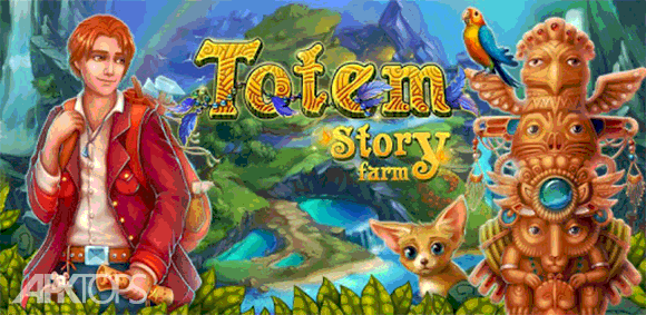 Totem Story Farm دانلود بازی داستان روح محافظ مزرعه