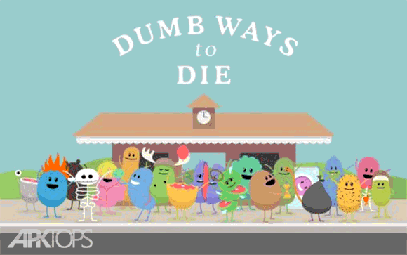 Dumb Ways to Die دانلود بازی راه های احمقانه برای مردن