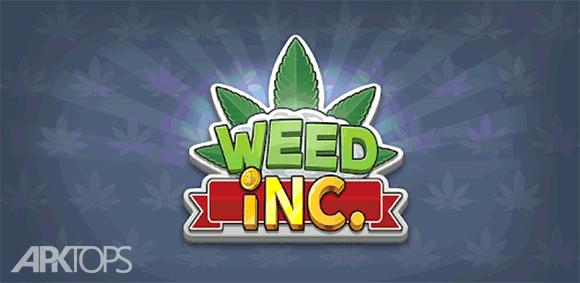 Weed Inc: Idle Cash دانلود بازی تولید مواد مخدر