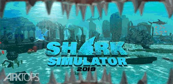 Shark Simulator 2019 دانلود بازی شبیه ساز کوسه
