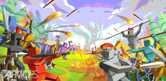 Epic Battle Simulator دانلود بازی شبیه سازی نبرد های حماسی