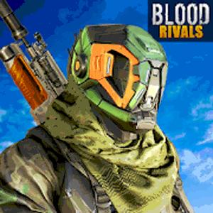 Blood Rivals: Survival Battleground Shooting Games v2.1 دانلود بازی رقبای خون زنده ماندن در زمین نبرد