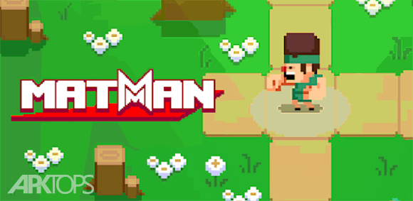 Matman دانلود بازی متمن