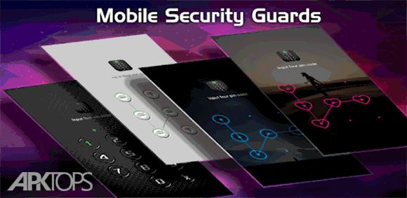 AppLock - Gallery Lock & LockScreen & Fingerprint دانلود برنامه قفل کردن گالری و برنامه ها