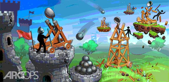 The Catapult 2 دانلود بازی منجنیق2