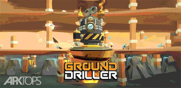 Ground Driller دانلود برنامه حفاری زمین