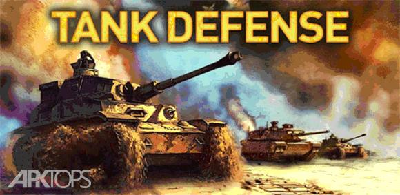 Tank Defense TD LUXE دانلود بازی دفاع تانک