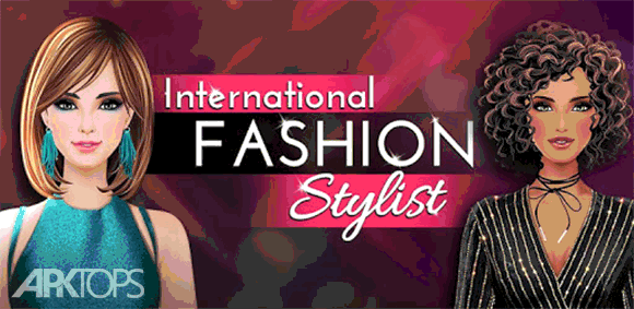 International Fashion Stylist: Model Design Studio دانلود بازی طراحی مد بین المللی