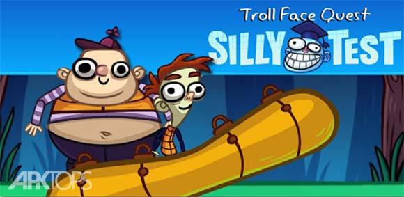 Troll Face Quest: Silly Test دانلود بازی در جستجوی ترول فیس آزمون احمقانه