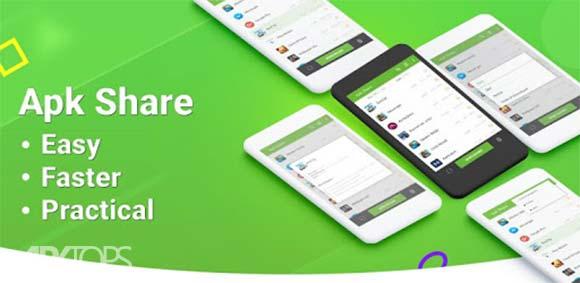 Apk Share Bluetooth - Send/Backup/Uninstall/Manage دانلود برنامه اشتراک گذاری برنامه ها با بلوتوث