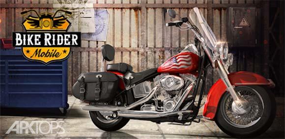 Bike Rider Mobile: Moto Race & Highway Traffic دانلود بازی مسابقه موتور سواری
