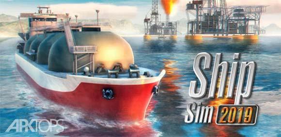 Ship Sim 2019 دانلود بازی شبیه سازی کشتی
