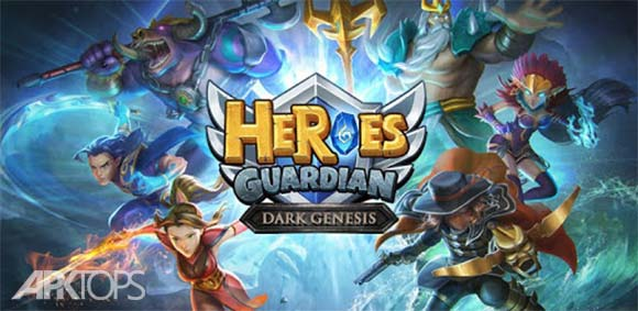Heroes Guardian - Dark Genesis دانلود بازی قهرمانان نگهبان
