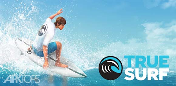 True Surf دانلود بازی موج سواری واقعی