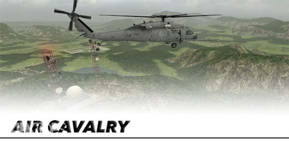 Helicopter Sim Flight Simulator Air Cavalry Pilot دانلود بازی شبیه سازی خلبانی هلیکوپتر