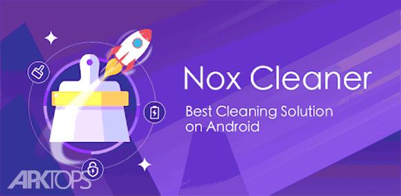 Nox Cleaner - Phone Cleaner, Booster, Optimizer دانلود برنامه بهینه سازی گوشی