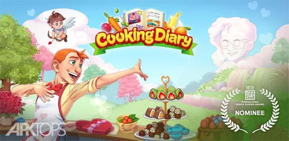 Cooking Diary®: Best Tasty Restaurant & Cafe Game دانلود بازی خاطرات روزانه آشپزی