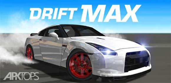Drift Max دانلود بازی بیشترین دریفت