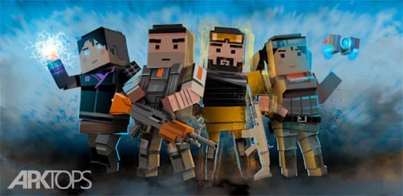Craft Apex Legends: pixel shooter, battle royale دانلود بازی افسانه های اپکس