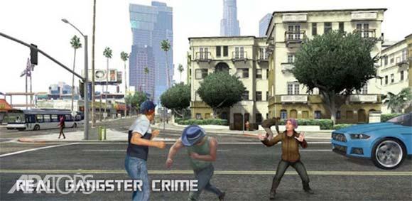 Gangster Town Auto دانلود بازی گنگستر شهر