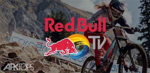Red Bull TV: Live Sports, Music & Entertainment دانلود برنامه ردبول تی وی