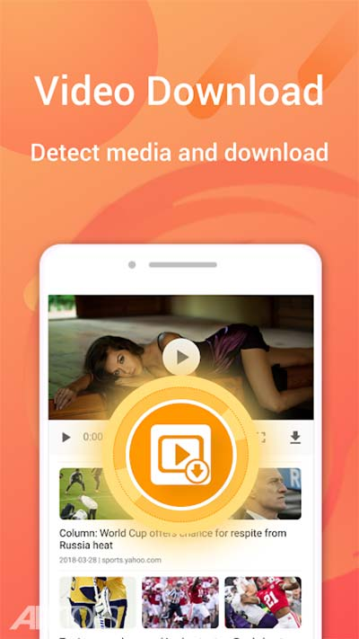 Phoenix Browser - Video Download, Privacy, Fast Speed v3.1.3 دانلود برنامه مرورگر فونیکس اندروید
