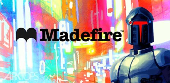 Madefire Comics & Motion Books دانلود برنامه کتاب های کمیک و متحرک