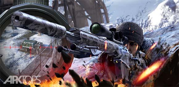 Ace Sniper: Free Shooting Game دانلود بازی تک تیرانداز دقیق