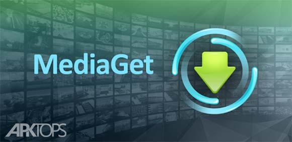 MediaGet - torrent client دانلود برنامه کلاینک تورنت