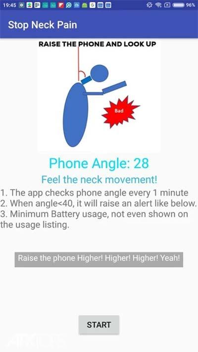 Reduce Neck Pain v6.0 دانلود برنامه کاهش درد گردن