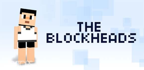 The Blockheads دانلود بازی ادم های نفهم