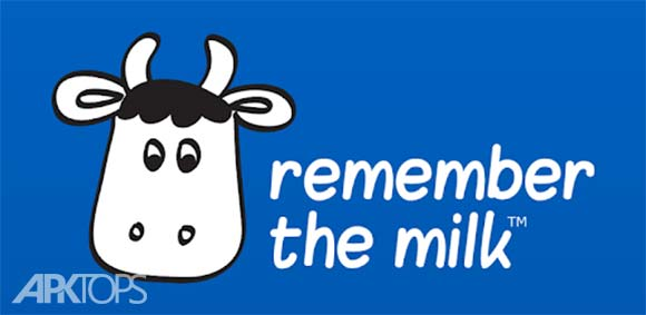 Remember The Milk دانلود برنامه یاداوری نوشیدن شیر