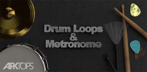 Drum Loops & Metronome Pro دانلود برنامه صدای طبل