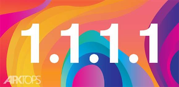 1.1.1.1: Faster & Safer Internet دانلود برنامه اینترنت امن تر و سریع تر