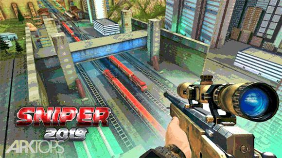Sniper 3D - 2019 دانلود بازی تک تیرانداز سه بعدی