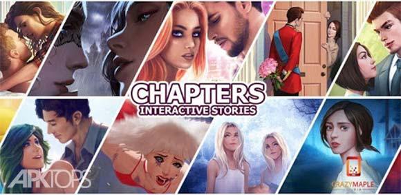 Chapters: Interactive Stories دانلود بازی فصل ها داستان های تعاملی