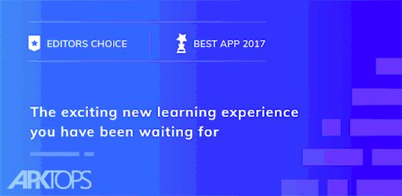 Programming Hub: Learn to code دانلود برنامه اموزشی قطب برنامه نویسی