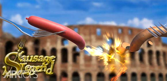 Sausage Legend – Online multiplayer battles دانلود بازی افسانه ی سوسیس